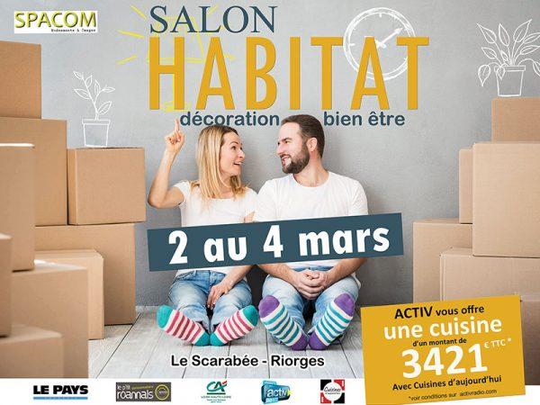 Salon de l'habitat, décoration et bien-être